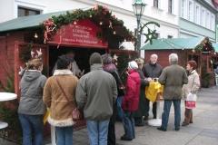 Weihnachtsmarkt 2004